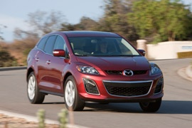 Buying Used Mazda CX-7: pros and cons