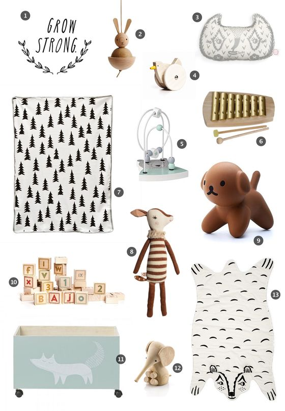 Gift Ideas for Tiny Tots