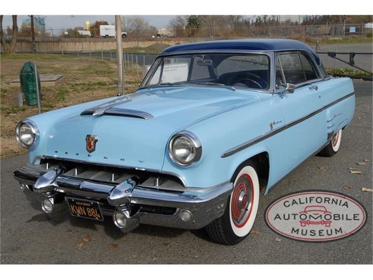 17 best images about crazy 39 bout a mercury on pinterest for 1953 mercury 2 door hardtop