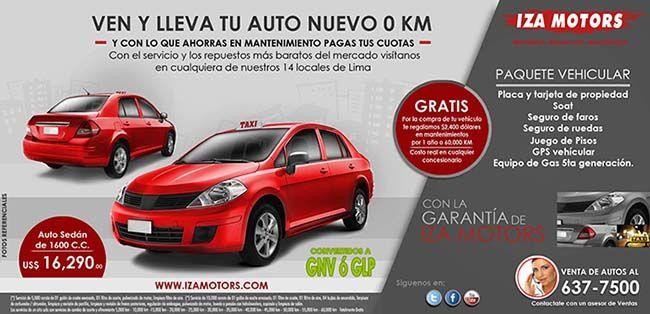 :: IZA MOTORS / Venta de Autos ::