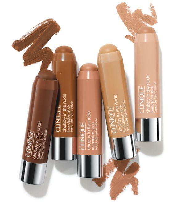 Chubby in the Nude Foundation Stick, el nuevo maquillaje en barra de Clinique - Belleza en vena