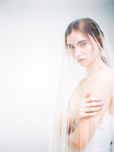 Ethereal Modern Fine Art Bride