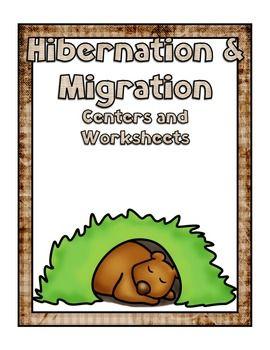 Hibernation and Migration Literacy Centers