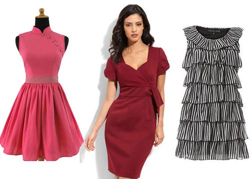 hitapr.com petite red dresses (08) #reddresses | Dresses ...