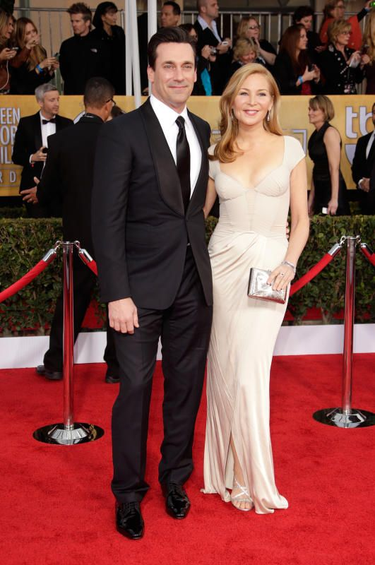Tom and Rita, Posh and Becks and more Hollywood couples who are in it for the long haul.