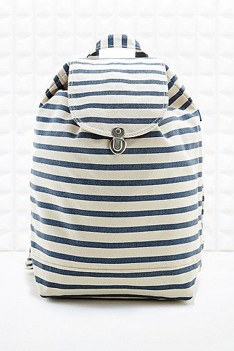 Baggu Sailor Stripe Backpack - Urban Outfitters