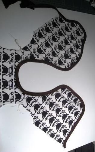Tutorial Wickelbody nähen - by nefertarie creations