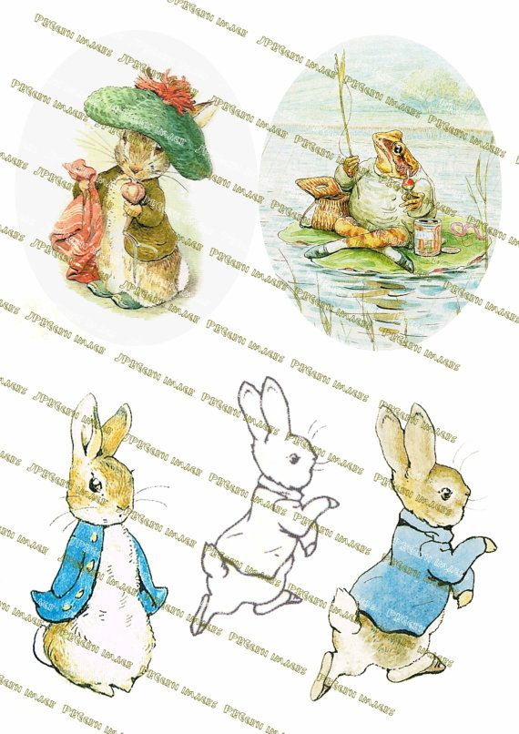 118 best Peter Rabbit Themed Birthday images – Beatrix Potter Birthday Invitations