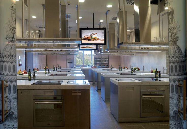 Arclinea Design Cooking School
