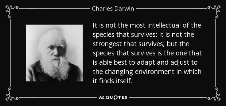 TOP 25 CHARLES DARWIN QUOTES ON EVOLUTION & NATURE | A-Z Quotes