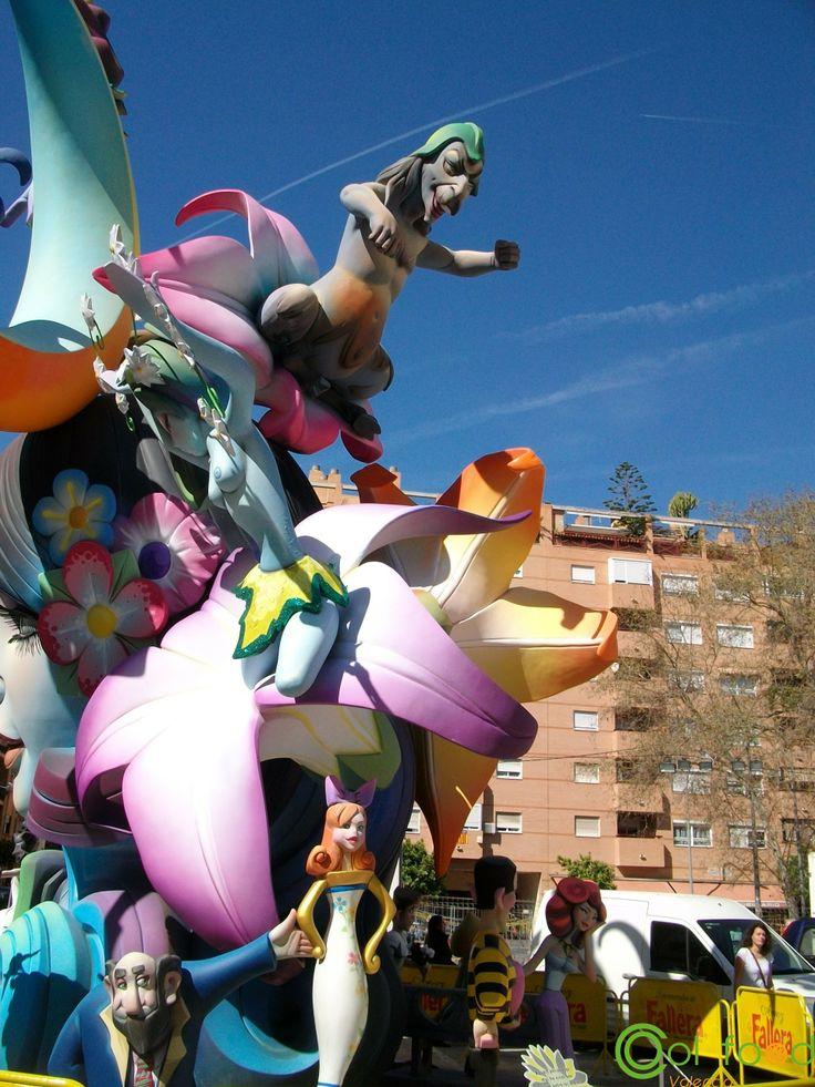 #valencia #festivals