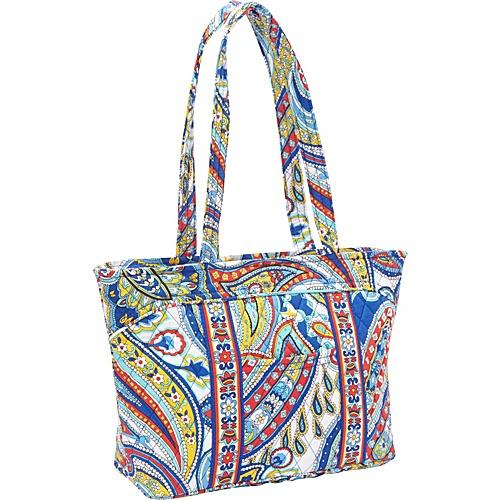 Vera Bradley Mandy Marina Paisley - Vera Bradley Fabric Handbags - Yvonne's #shoes