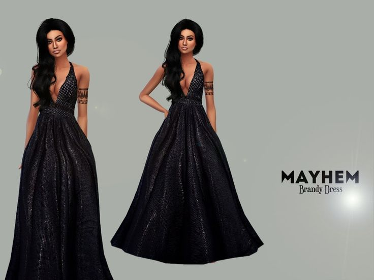 Hq texture, standalone,custom thumbnail,1 colors  Found in TSR Category 'Sims 4 Female Formal'