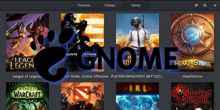 GNOME Twitch is a #Linux client. Though unofficial, it's high-quality & integrates with any GTK desktop! #gaming