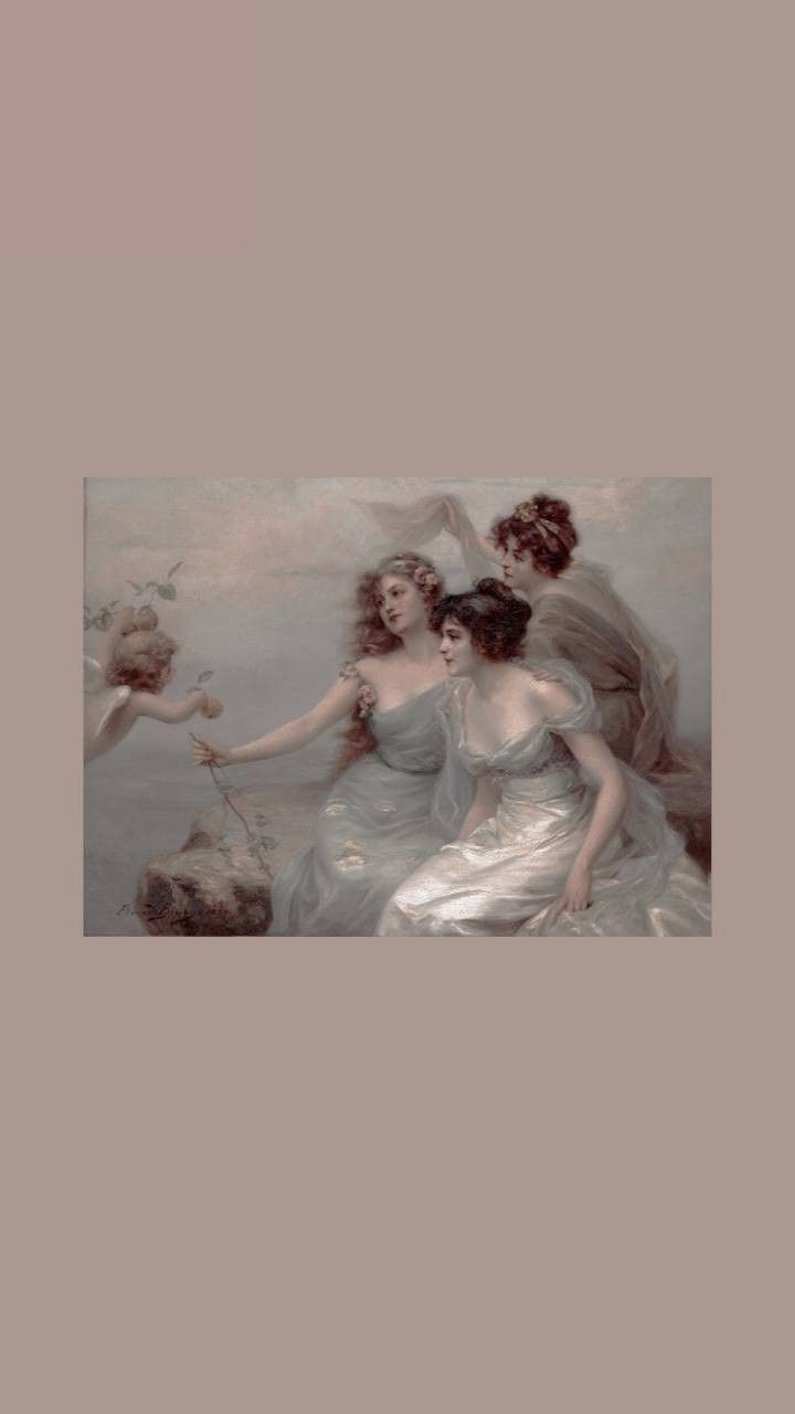 𝘱𝘪𝘯𝘵𝘦𝘳𝘦𝘴𝘵 𝘷𝘪𝘯𝘵𝘢𝘨𝘦𝘭𝘶𝘴𝘵𝘵 Angel Wallpaper Painting Wallpaper Aesthetic Wallpapers