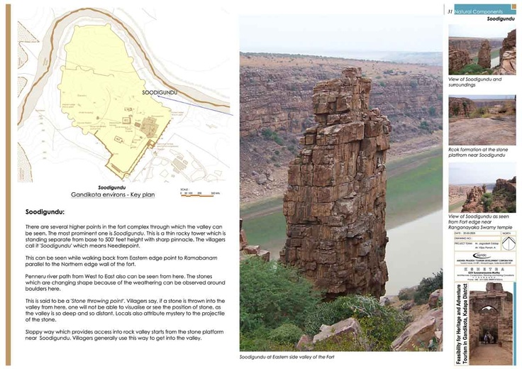 Interesting Information on Gandikota fort