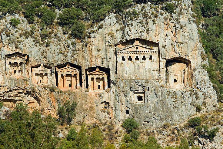 Near Marmaris, Turkey