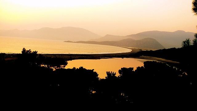 Iztuzu beach, Dalyan / Turkey