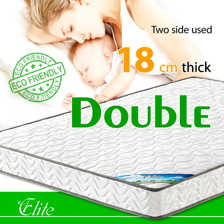 What could be better than a good comfortable sleep? Visit our site to check out the $87.99 elite series Double  size mattress https://www.ozehome.com.au/elite-mattress-mc221n-doublefull-size