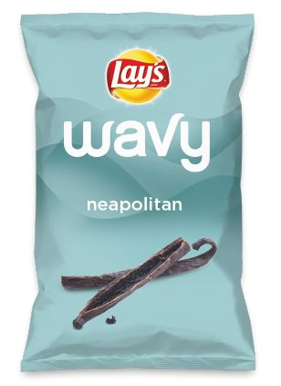 Wouldn't neapolitan be yummy as a chip? Lay's Do Us A Flavor is back, and the search is on for the yummiest chip idea. Create one using your favorite flavors from around the country and you could win $1 million! https://www.dousaflavor.com See Rules.