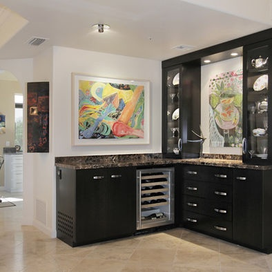 Dining Room Small Wet Bar Design, Pictures, Remodel, Decor And Ideas   Page