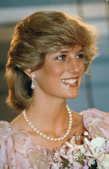 April 14, 1983: Prince Charles and Princess Diana attends the Royal Gala Concert, Melbourne Concert Hall in Victoria, Australia.