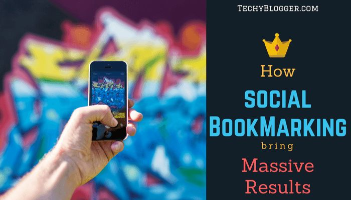 How Social Bookmarking bring Massive Results