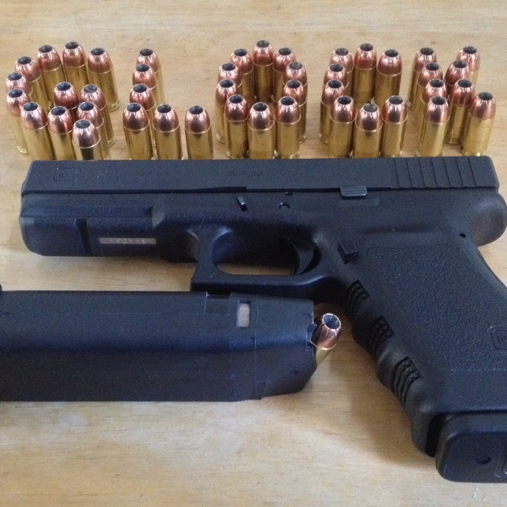 Glock 21 45 Swear By This Baby Sleeps Under The Bed