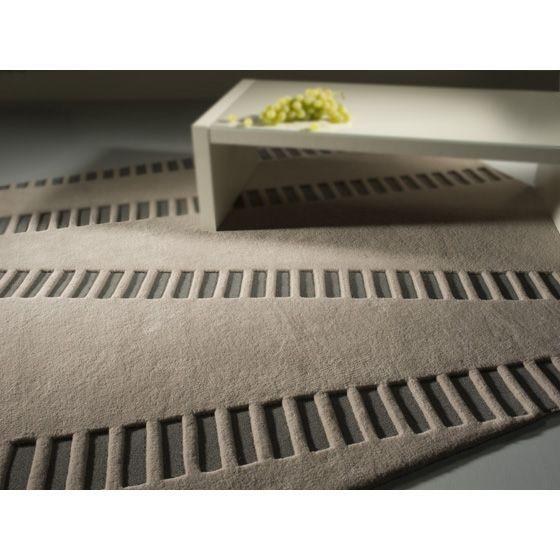 Итальянский ковер серого цвета SWING  #carpet #carpets #rugs #rug #interior #designer #ковер #ковры #дизайн  #marqi