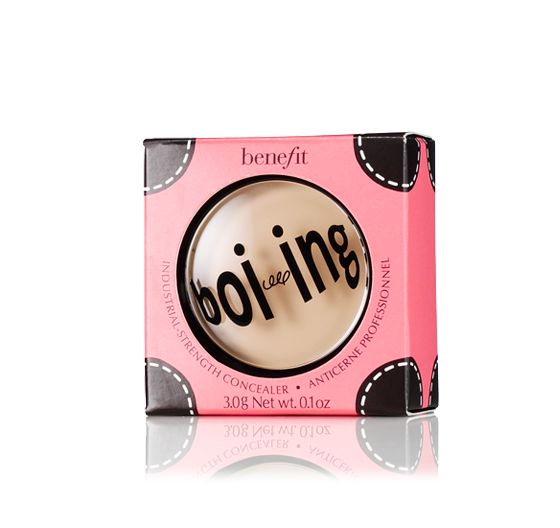 boi-ing industrial strength concealer for blemishes, age & sun spots, pregnancy masks, dark under eye circles. Long wear.