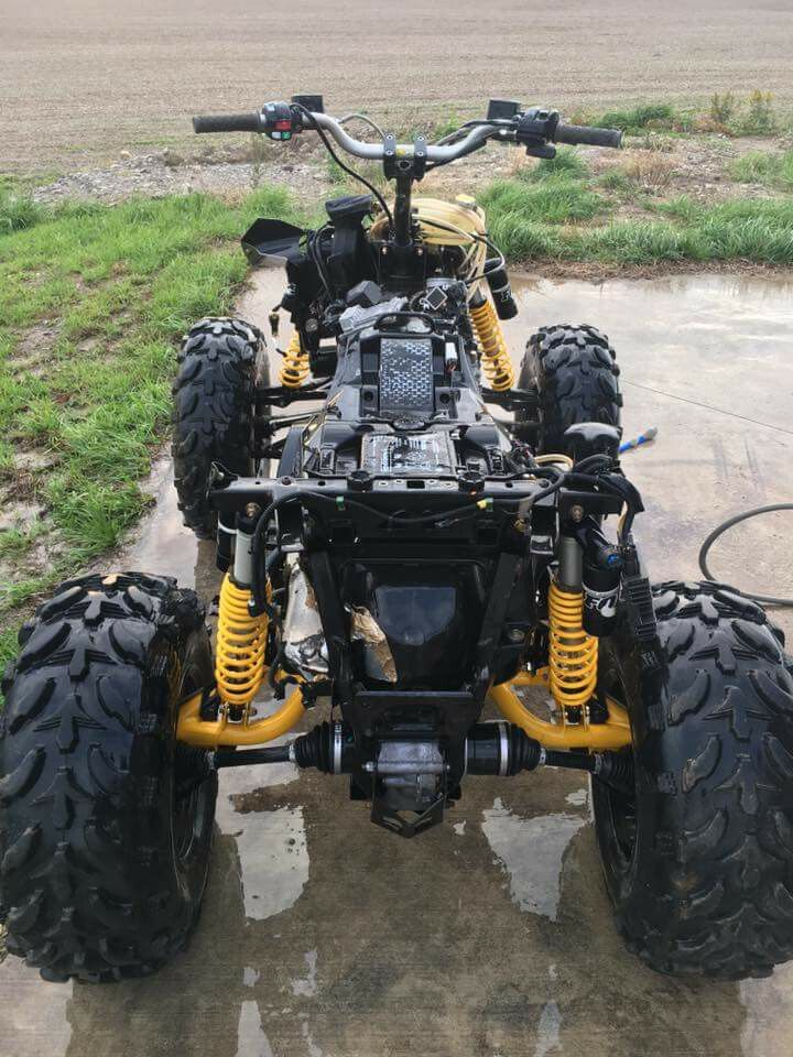 Can Am Renegade >> Pin by Ernst Saan on Can-am Renegade   Pinterest