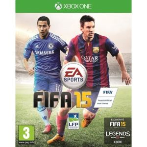 FIFA 15 Xbox One #promotion @Auchan France