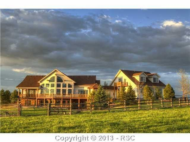 17 best images about dream ranches on pinterest for Colorado dream home
