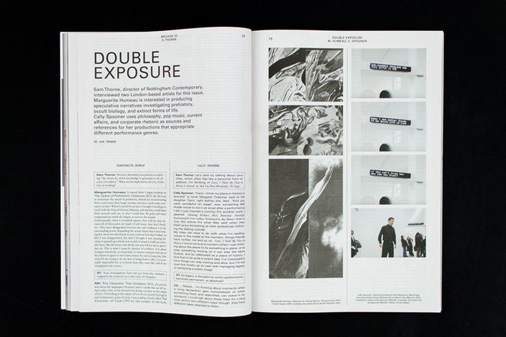 Mousse #Magazine #53 ~ #callyspooner #margueritehumeau #samthorne #interview #art #contemporaryart #magazine #moussemagazine