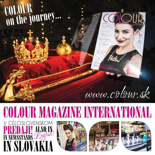 #COLOUR #MAGAZINE #INTERNATIONAL na cestách/on the #journey <3 by #TatianaSujetova www.colour.sk * www.fb.com/colour.sk * #Hrad #Ľubovňa (#Ľubovňa #Castle) in #Stará #Ľubovňa #Korunovačné #klenoty #Crown #Jewels  #amazing #COLOURs of #Slovakia #history #nature #travelling #purchase a #copy of the magazine in #newsstands in #Slovakia  #bilingual #read #online #Slovak #English  #interviews with #inspiring #personalities #photography #design  #living my #dream #dreaming my #COLOURful #LIFE…