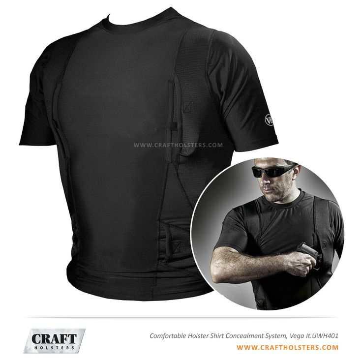 Concealed Carry Shirt for CZ Handgun