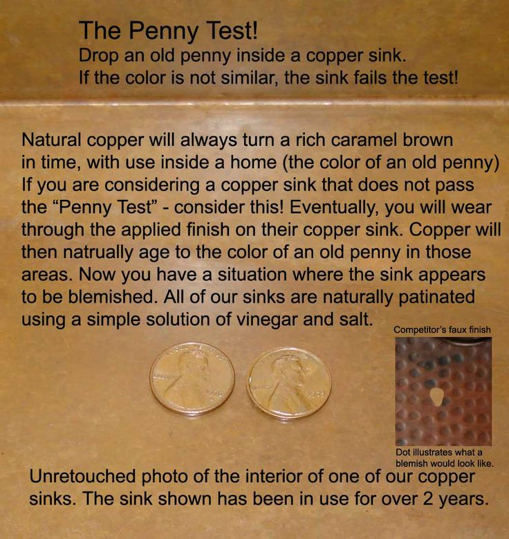 Donu0027t Settle For Anything But The Best! Simple Penny Test That Will Help