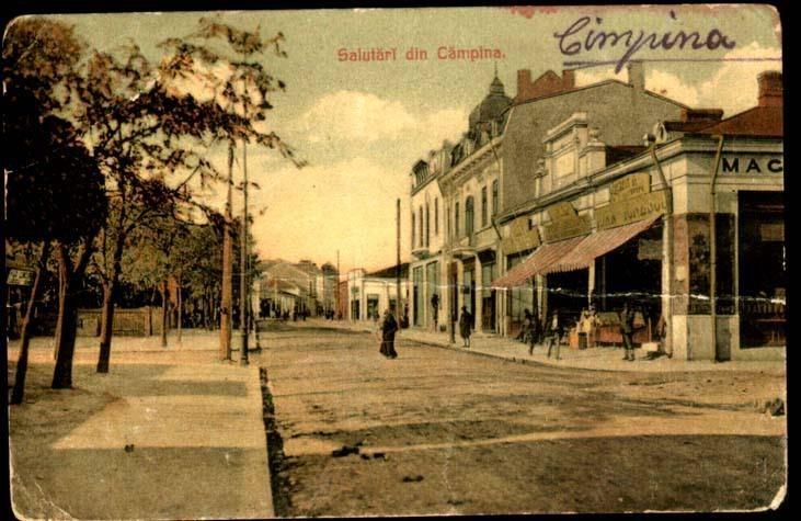 CAMPINA - 1921