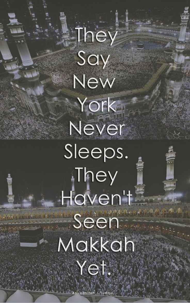 Mekkah..