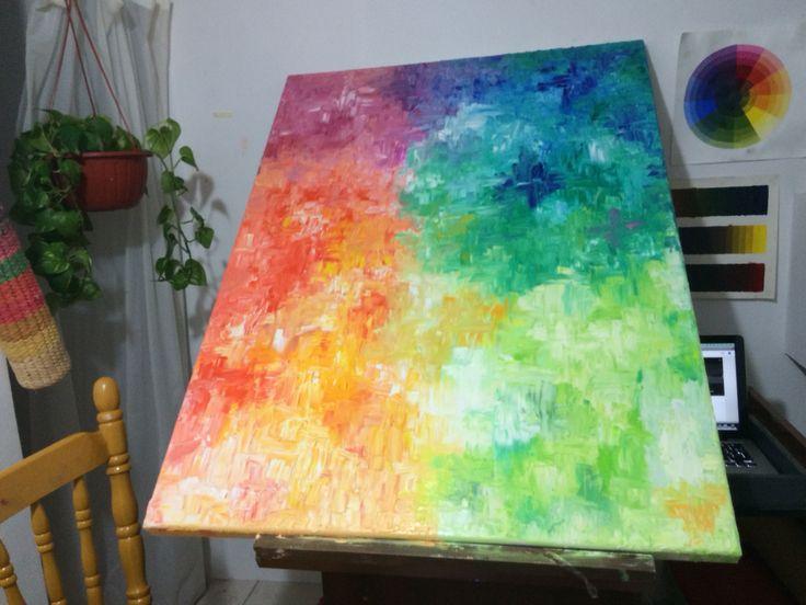 {title} (con imágenes) Pinturas, Dibujos, Teoria del color