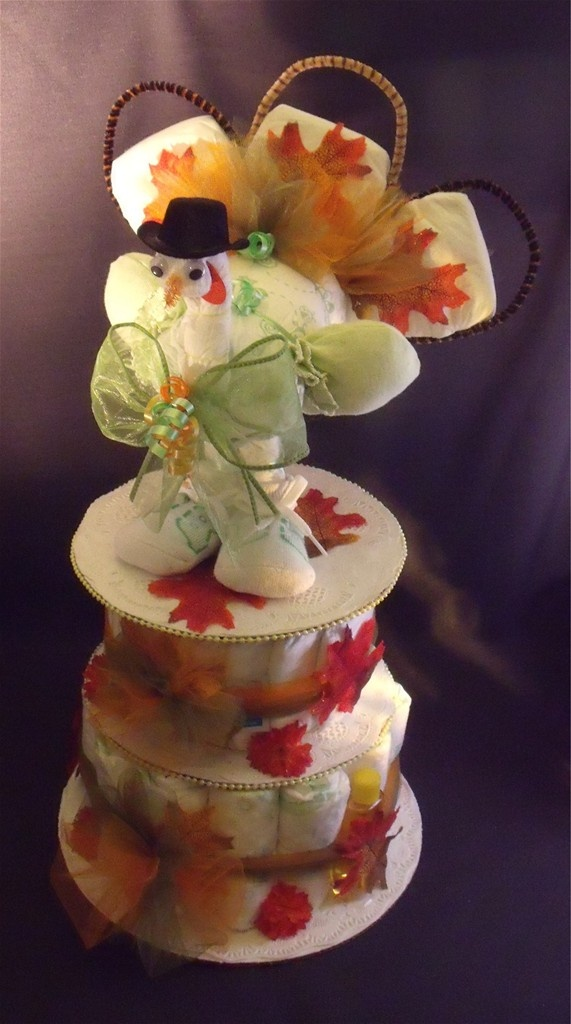 judicakes baby shower ideas: Thanksgiving Baby Shower Theme