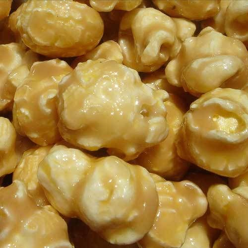 caramel popcorn. one of my favorite things.