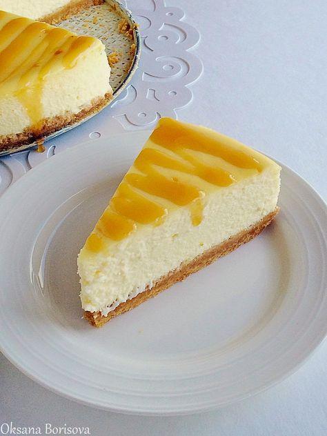 Кулинарные моменты: Cheesecake (Чизкейк)