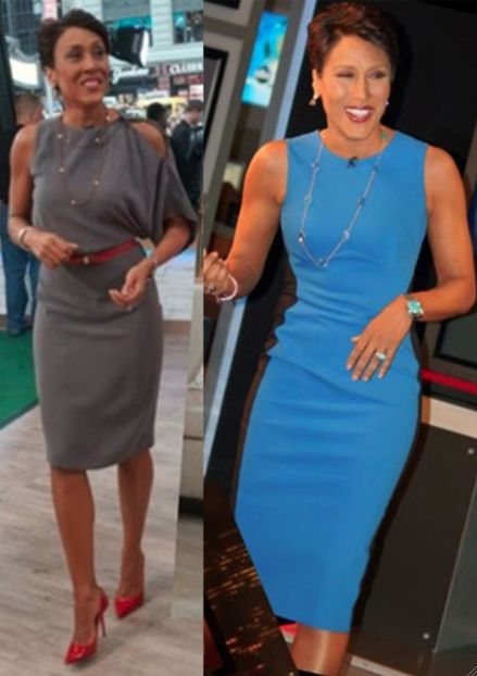 Robin Roberts On Air Chic