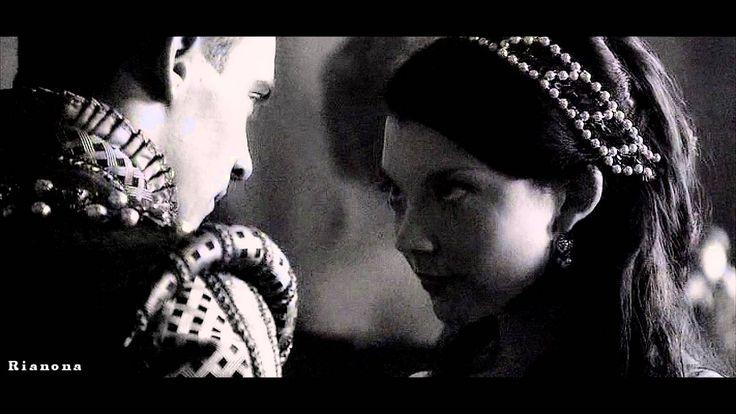 "Anna Boleyn - PROPHECY ""...your neck... I love your neck..."" |THE TUDORS|"