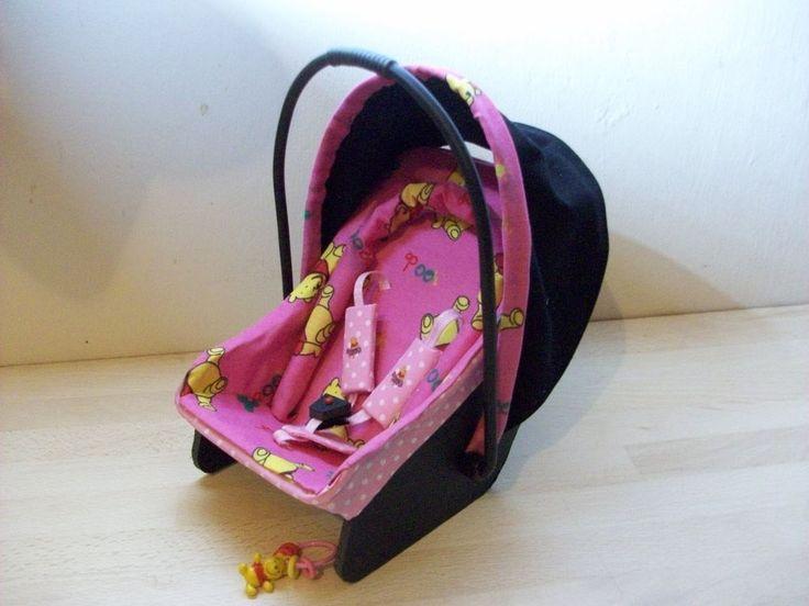 Handmade Ooak Car Seat Baby Carrier For 5 7 1 2 Quot Ooak