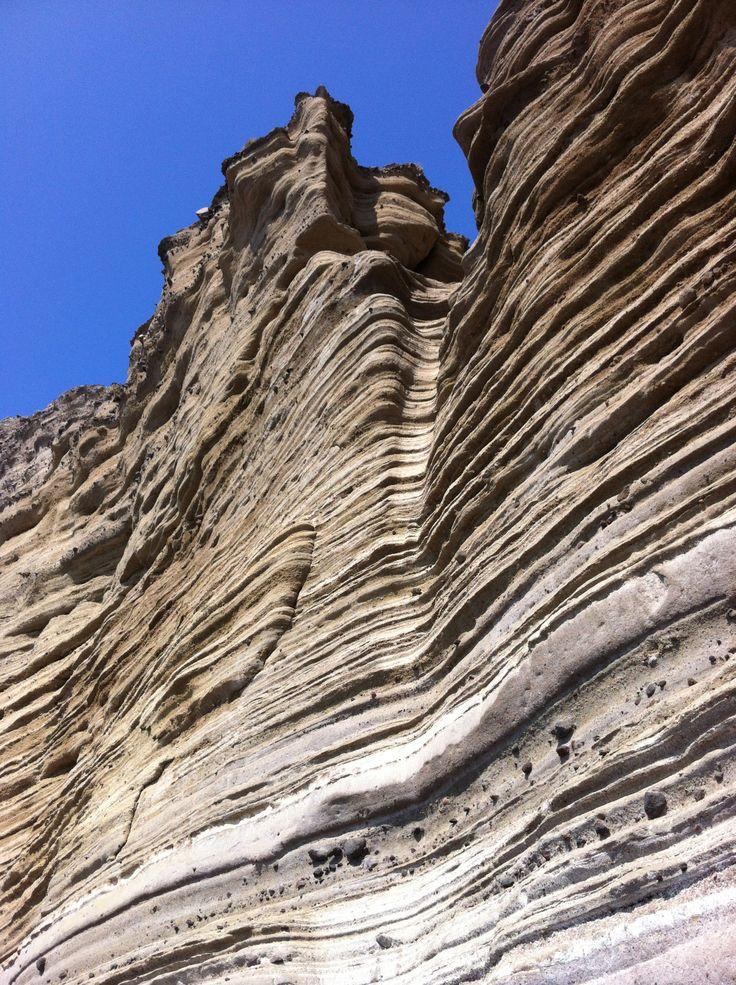 Pollara, Salina . Isole Eolie, Sicilia. Foto fdf