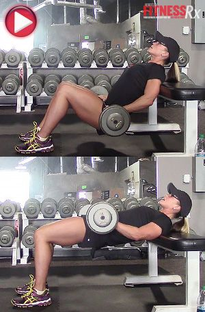 Hip Thrust - A must-do move on leg day