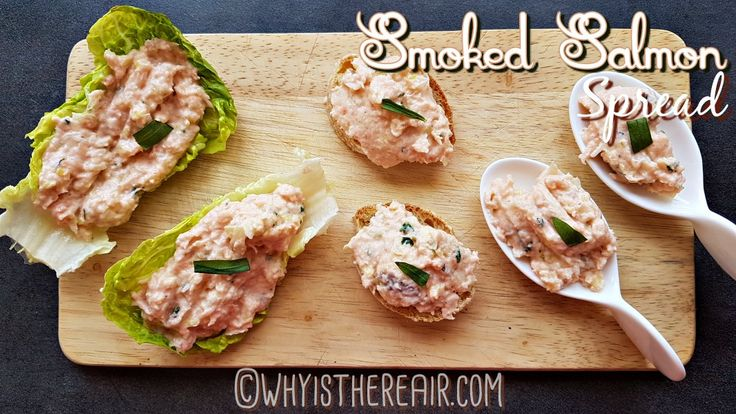 Madame Thermomix's Smoked Salmon Spread