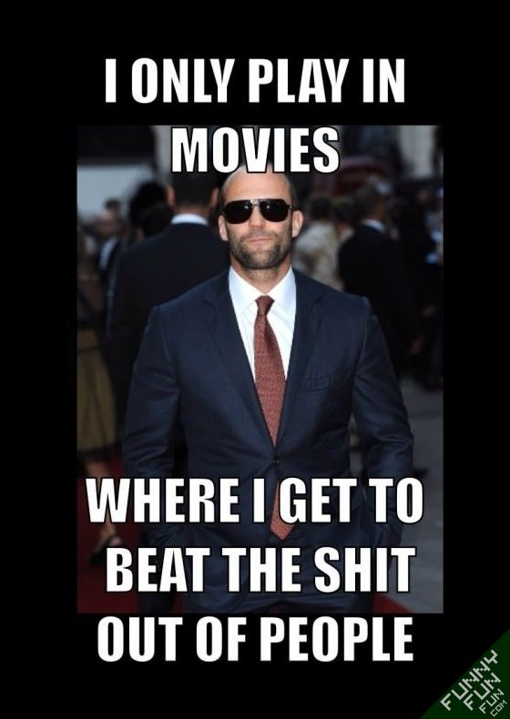 Funny Jason Statham Movies Picture